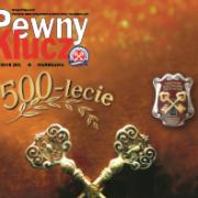 pewny klucz - 500 lecie